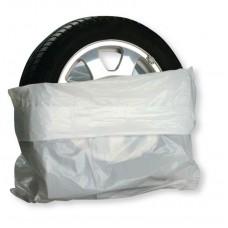 Пакеты для колес R12-R24 белые